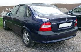 opel vectra 2000 file opel vectra rear 20071112 jpg wikimedia commons