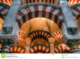 Moorish Design by Byzantine On Moorish Design Editorial Stock Photo Image 30393633