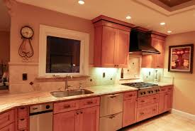 Led Lights For Kitchen Cabinets Kitchen Light Exquisite Light Kitchen Cabinets With Dark Island