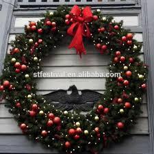 2 6m diamater wreath decorations supplies