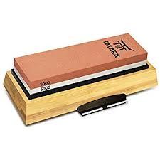 tatara sharpening stone 1000 u0026 6000 grit double sided knife