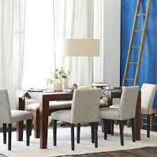 pottery barn farmhouse table carroll farm dining table west elm