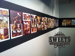 stealing this exhibit layout to decorate the office walls finally