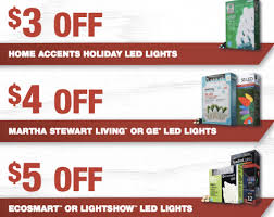 home depot christmas lights coupon home depot christmas light trade in event starts today earn 3 5