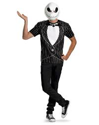 the nightmare before christmas jack skellington men u0027s costume