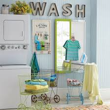 Decor For Laundry Room by Laundry Room Decorating Ideas