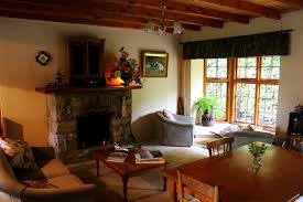 shocking decoration of country living rooms with grey sofa also