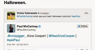 Paul Mccartney Halloween Costume Evenspot Speaks Paul Mccartney Twitter Halloween Costume