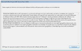 download microsoft project 2007 sp2 service pack 2 free