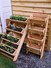Vegetable Pot Garden by Outdoor Vegetable Planters Garden Ideas