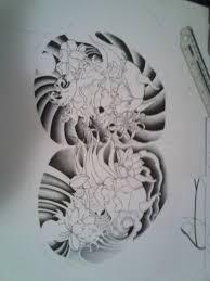 chest tattoo dragon hannya masks chest tattoo design shaded by crimeskull on deviantart