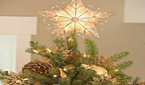cheap christmas tree lighted christmas tree toppers archives christmasdesignidea