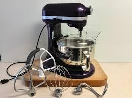 Purple Kitchenaid Mixer by Review Kitchenaid Professional 600 Series 6 Quart 5 7l Bowl