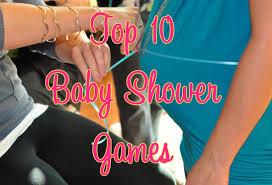 top 10 baby shower games u2013 lemonberrymoon com