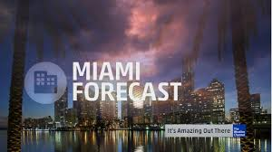Weather Map Miami by Miami U0027s 60 Second Forecast The Weather Channel