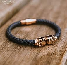 gold skull bracelet men images Northskull skull bracelet black cjr0x280 jpg