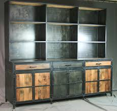 Reclaimed Wood Bar Cabinet Combine 9 Industrial Furniture Categories Liquor Cabinets