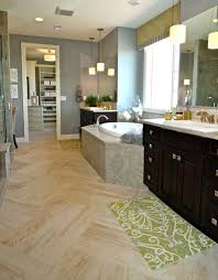 12x24 Tile In A Small Bathroom Largetile3 Jpg