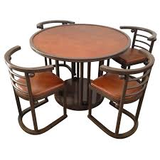 game table and chairs set josef hoffmann game dining table and chairs set bar areas gaming