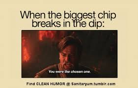 Funny Gifs And Memes - you were the chosen one clean funny pics humor
