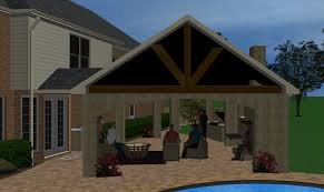 Detached Covered Patio Detached Covered Patio Ideas Southlake Tx Design Archadeck Of Fort