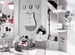 chambre mickey bébé sauthon on line tour de lit mickey gris 20 x 20 x 130 cm