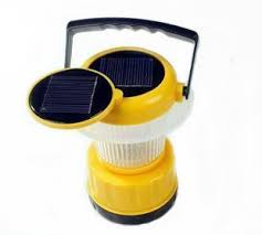 solar powered lantern lights double solar panel 9 led solar cing lantern light emergency l