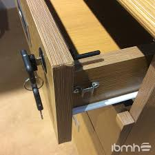 kitchen cabinet locks baby import centralized drawer locks from china