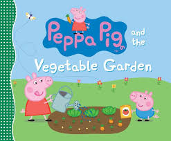 peppa pig and the vegetable garden by candlewick press paperback