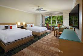 accommodations at grand wailea a waldorf astoria resort garden view room with two queen beds