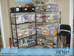 a beautiful ruckus how to organize an open pantry