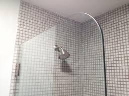 building a bathroom installing a new shower door pepper design blog