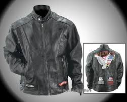 armored leather motorcycle jacket leather riding jacket ebay