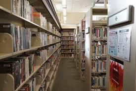 Inside The Pico Union Public Library