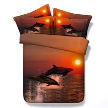 Sunset Comforter Set Popular Dolphin Comforter Set Buy Cheap Dolphin Comforter Set Lots