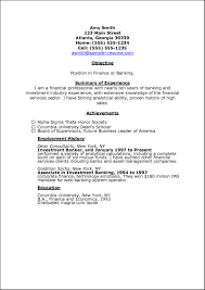 what to say on a resume resume templates