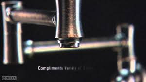 Delta Pot Filler Faucet Delta Pot Filler Products Youtube