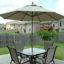 Walmart Patio Umbrella Furniture Exciting Walmart Patio Umbrella For Patio Furniture