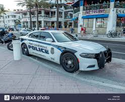 fort lauderdale police law enforcement vehicle parked on the