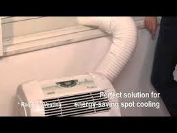 installing a portable air conditioner portable air conditioner