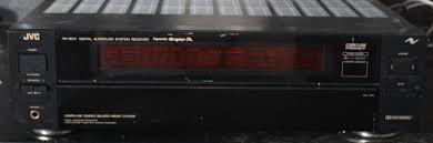 jvc home theater receiver sony str k70p 180w digital aud vid control center digital home