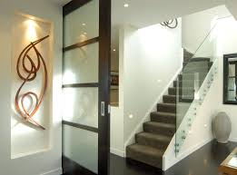 Glass Stair Banister 20 Glass Staircase Wall Designs With A Graceful Impact On The