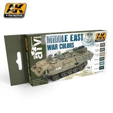 middle east war colors u0026 idf u2013 ak interactive the weathering brand