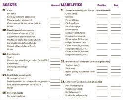 Rental Property Balance Sheet Template Sle Balance Sheet 11 Documents In Word Pdf Excel