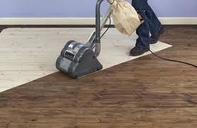 floor sanding 101 a floor sander a custom floor