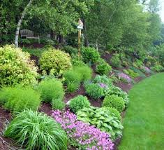 Small Sloped Backyard Ideas Best 10 Small Backyard Landscaping Ideas On Pinterest Small With