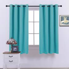 Teal Blackout Curtains Compare Prices On Ring Top Curtains Online Shopping Buy Low Price