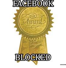 Meme Facebook - 25 best memes about blocked on facebook meme blocked on