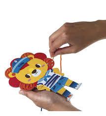 d lacer cuisine janod cartes à lacer animaux déguisés jeux et jouets par catégorie
