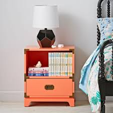 Designer Nightstand Furniture Campaign Nightstand Coral Modern New 2017 Nightstands